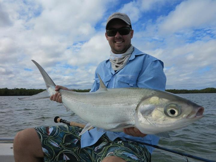 Australian flyfishing outfitters reports for Best time to fish tomorrow